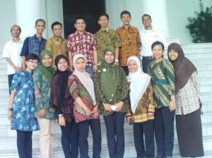 Istana Bogor 2010